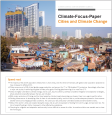 "Climate-Focus-Paper ""Cities and Climate Change"""